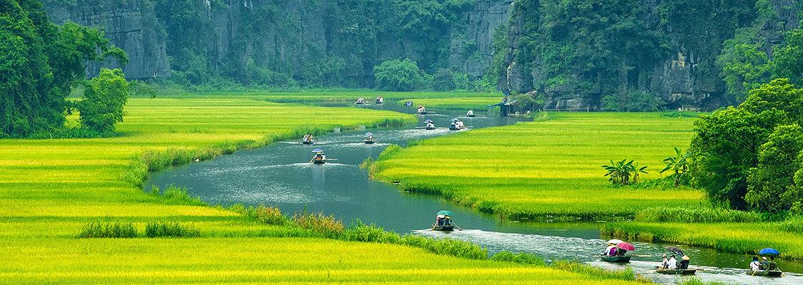 Hanoi - Hoa Lu Tam Coc Tour