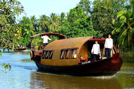 New four-star resort & cruises in Mekong Delta - Hanoi Tours
