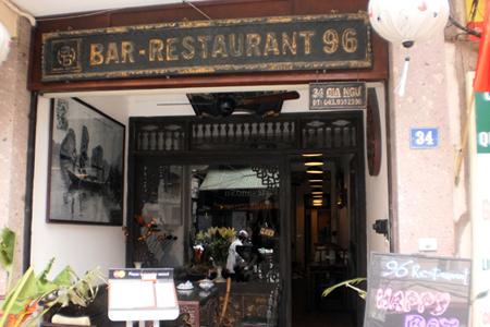 96 Restaurant