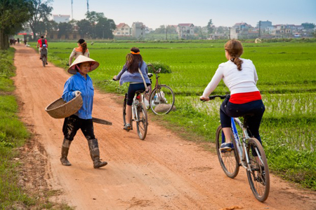Hanoi Countryside Biking Tour With Dong Ngac Cultural Village - 1 Day - Hanoi Tours