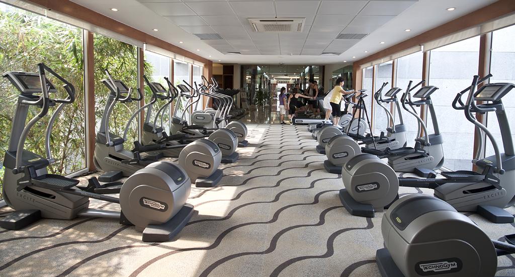 Elite Fitness Xuan Dieu