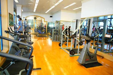 Hanoi Daewoo Hotel - Fitness Center