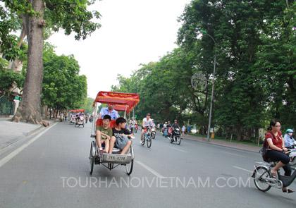Hanoi Cyclo – Hanoi Riskshaw