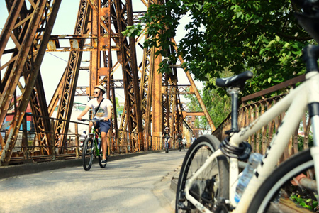 Hanoi Bike Tour – Half Day
