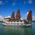 Panoma Cruise on Halong Bay