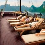 Paradise Cruise Sun Deck