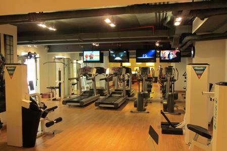 Physical Fitness & SPA, Movenpick Hotel, Hanoi