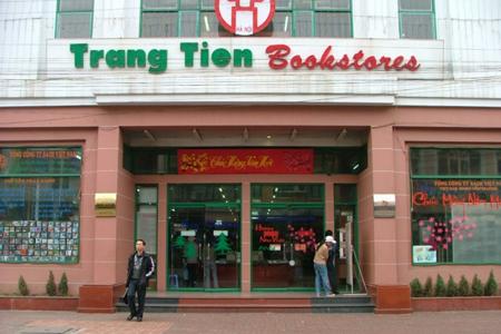 Trang Tien Bookstore, Hanoi