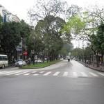 Le Hong Phong Street, Hanoi