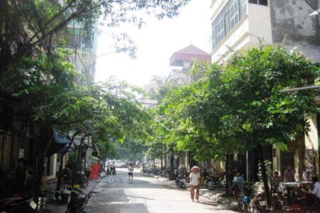 Pham Hong Thai Street - Hanoi Tours