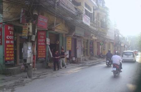 Tran Dien Street, Hanoi