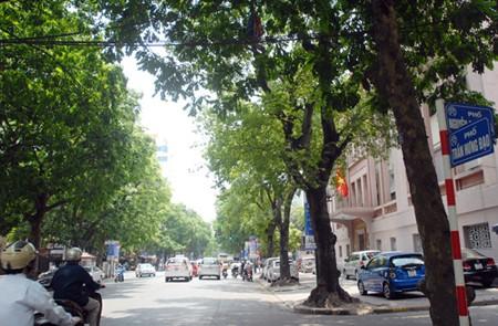 Tran Hung Dao Street, Hanoi