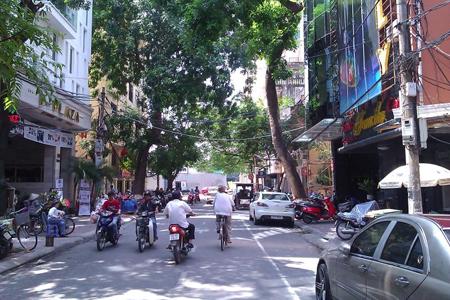 Trieu Viet Vuong Street, Hanoi