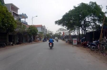 Van Ha Road, Dong Anh District, Hanoi
