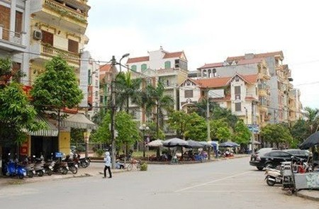 Viet Hung Road, Dong Anh District, Hanoi