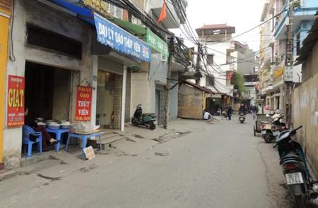 Vinh Ho Street, Hanoi