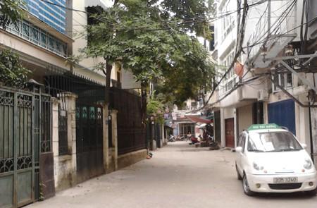 Vinh Khanh Lane, Dong Da District, Hanoi