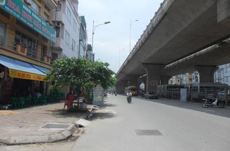 Vinh Tuy Street, Hanoi