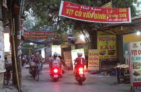 Vu Huu Street, Thanh Xuan District, Hanoi