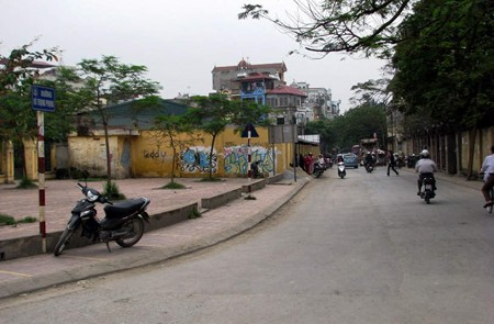 Vu trong Phung Road, Thanh Xuan District, Hanoi