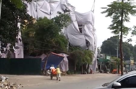 Xa Dang Lane, Hanoi