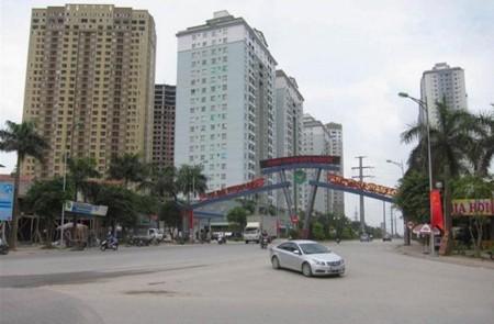 Xa La Street, Hanoi