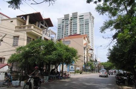 Xuan Dieu Street, Hanoi