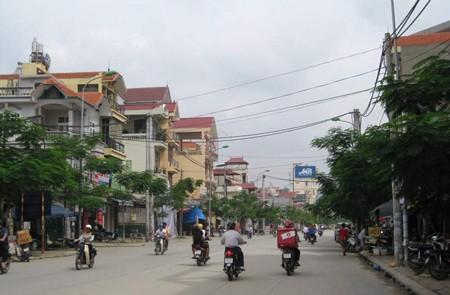 Xuan La Road, Hanoi