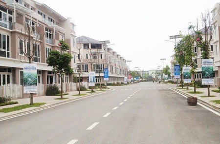 Xuan Phuong Road, Hanoi