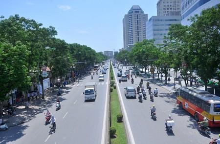 Xuan Thuy Road, Hanoi
