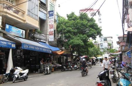 Yen Bai Street, Hanoi