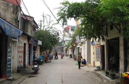 Yen Lac Street, Hanoi