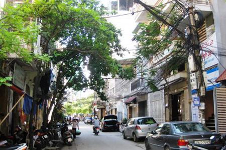 Yen Ninh Street, Hanoi