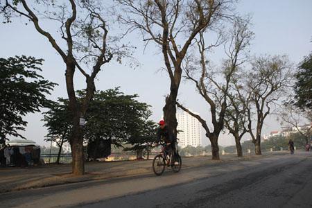 Yen Phu Road, Hanoi