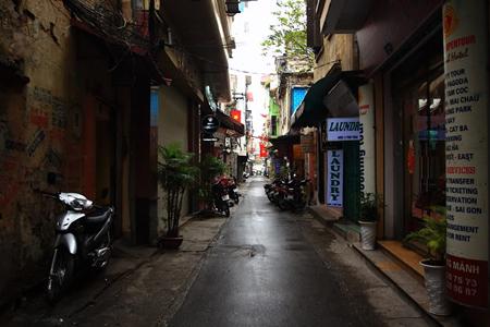 Yen Thai Lane, Hanoi