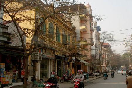 Yen Thanh Lane, Hanoi