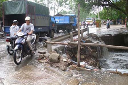 Yen Xa Road, Thanh Tri, Hanoi