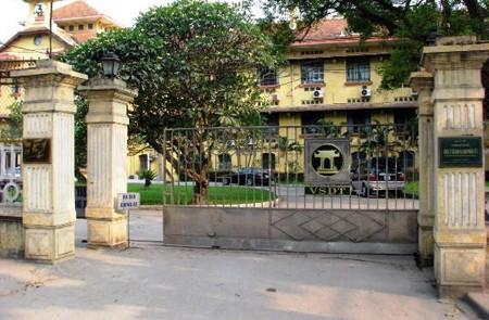 Yersin Street, Hanoi