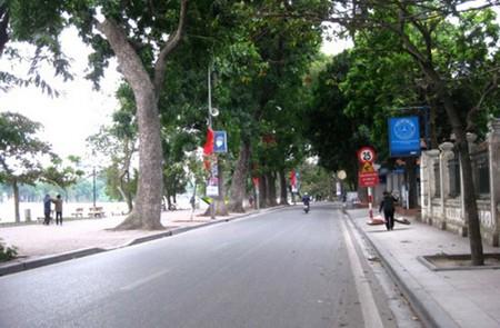 Yet Kieu Street, Hanoi