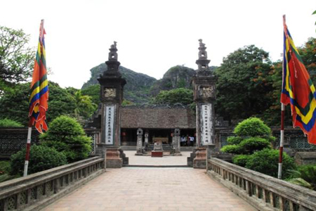 Temple of King Dinh, Hoa Lu