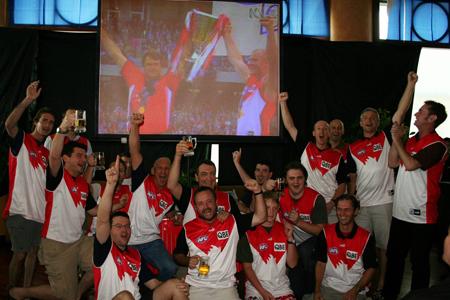 Australian Rules Football - Hanoi Swans