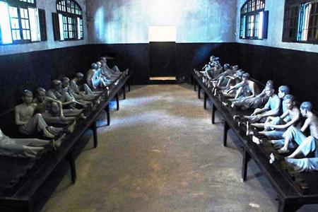 The dormitory, Hoa Lo Prison