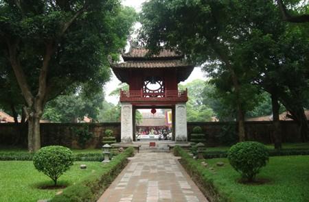 Temple of Literature, Hanoi