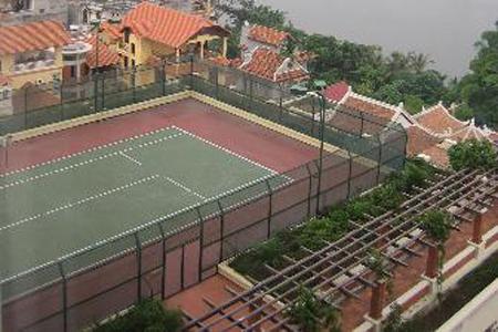 Tennis Court, Sheraton Hotel