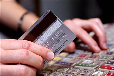 Credit card is widely accepted in Hanoi