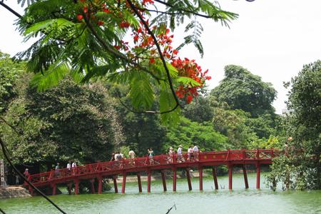 Hanoi Weather in June
