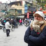 Hanoi weather in February