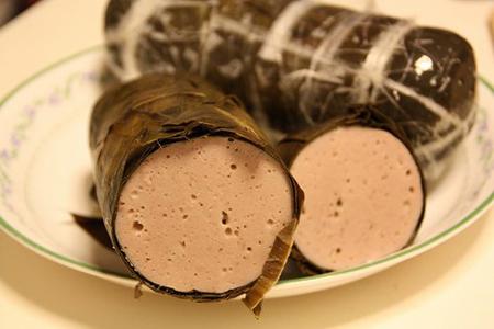 Gio Cha Uoc Le - Uoc Le Pork Roll