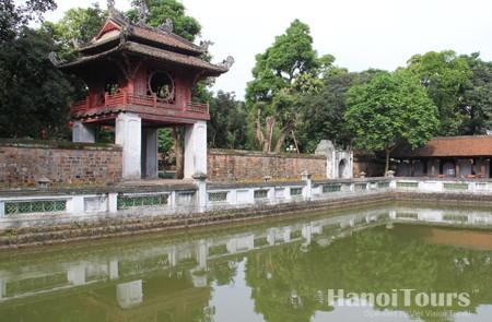 Temple of Literature Photos