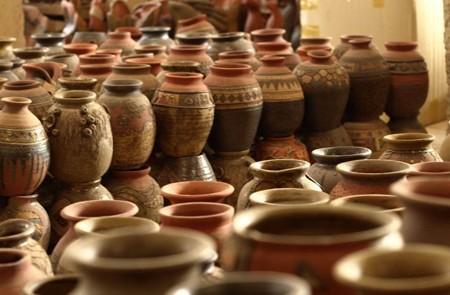 Tho Ha Pottery Village
